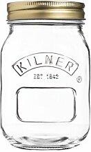 Einmachglas (Set of 12) Kilner Größe: 12,7 cm H