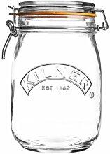 Einmachglas (Set of 12) Kilner Größe: 18 cm H x