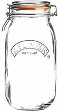 Einmachglas (Set of 12) Kilner Größe: 23 cm H x