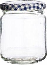 Einmachglas (Set of 12) Kilner Größe: 8,6 cm H x
