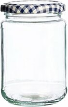 Einmachglas (Set of 12) Kilner Größe: 8 cm H x
