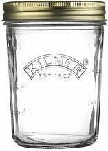 Einmachglas (Set of 6) Kilner Größe: 12,5 cm H x