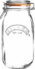 Einmachglas (Set of 6) Kilner Größe: 28,5 cm H x