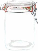 Einmachglas Vorratsdose Glasdose mit