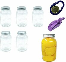Einmachglas Vorratsglas Aufbewahrungsglas mit