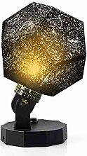 Einsgut LED Sternenhimmel Projektor Lampe