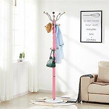 Einstöckige Garderobe Hochwertige Edelstahl