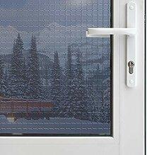 Einweg-Fensterfolie, Sichtschutz, UV-Schutz,