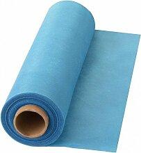 Einweg-Tischdecke aus PP, hellblau, 25 m x 110 cm, 1 Rolle