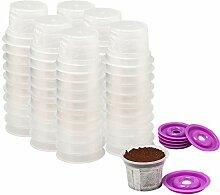 Einwegbecher für Keurig Brauer - einfache Tassen