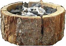 Einweggrill Einweg HolzkohleGrill Eco Grill 24 - 28 cm, ohne Chemie
