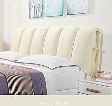Einzel- Und Doppel-Abnehmbare Bett Rückenpolster