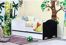 Einzelbett Justine mit Ausziehbett Harriet Bee Art