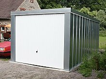 Einzelgarage Fertiggarage 2,63 x 5,62 x 2,31 m