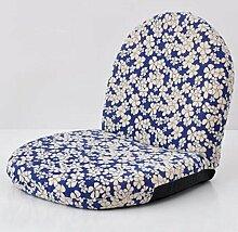 Einzelne kleine Sofa Sessel Gewebebett Sitzsack Mini-Klappstuhl Mittagspause ( farbe : #5 )