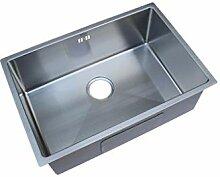 Einzelne Schüssel Küchenspüle Ohne Wasserhahn,