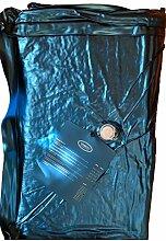 Einzelner Dual Wasserkern Wasserbettmatratze 90x220 cm für 180x220 cm Softside Wasserbett in F3 75% Beruhigung