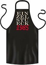 EINZELSTUECK 1985 - Coole Grill- oder Kochschürze