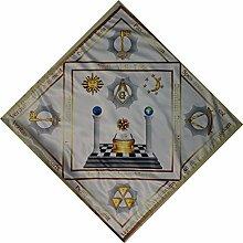 Einzigartige Der Altar Tischdecke №1 Freimaurer Grad 3,4,5,6,7
