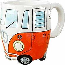 Einzigartige Design Hand Malerei Keramik-Cup