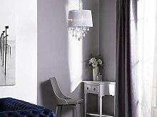 Einzigartige Designerlampe mit lichtdurchlässigem