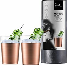 Eisch Cocktailglas Moscow Mule (2-tlg.)