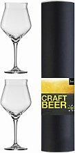 Eisch Craft Beer Kelch Experts Bierglas 203/2 2