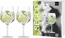 Eisch Weinglas Secco Flavoured, (Set, 2 tlg.),