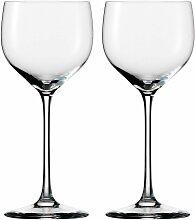 Eisch Weißweinglas Jeunesse, (Set, 2 tlg.),