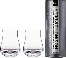 Eisch Whiskyglas Gentleman, (Set, 2 tlg.),