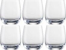 Eisch Whiskyglas, (Set, 6 tlg.), bleifrei, 360 ml,