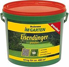 Eisendünger 10 kg granuliert Rasendünger Dünger