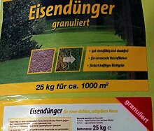 Eisendünger granuliert 25 Kg Neu, optimierte