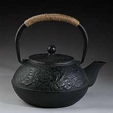 Eiserne Teekanne Gusseisen Teekanne Set Japanische