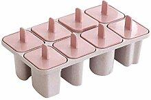 Eisform Eiscreme-Eisform DIY Eis am Stiel