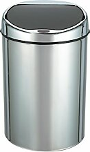 EISL Mülleimer 4L Edelstahl mit Sensortechnik, SENSKM4L
