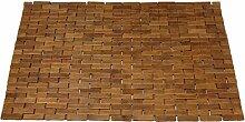 EISL TE-BA02 Badvorleger 50 x 70 cm, Bambus