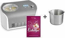 Eismaschine Elli 1,2 L mit selbstkühlendem