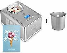 Eismaschine Emma 1,5 L mit selbstkühlendem