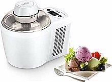 Eismaschine - Mini-Haushalts-Eismaschine