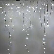 Eisregen-Lichterkette 15 x 1,5 m, 1040 Maxi LEDs
