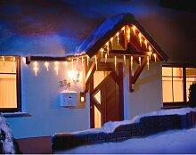 Eisregen Lichtervorhang Die Saisontruhe Farbe: Bunt