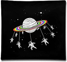 EJjheadband Space Astronauts Go Round Planet