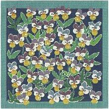 Ekelund Deckchen Styvmorsviol 35 x 35 cm reduzier