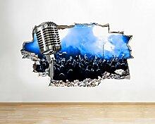 ekkdesigns Konzert Musik Mikrofon Cool Stimme