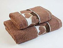 El Dragon Handtuch-Set für Waschbecken und