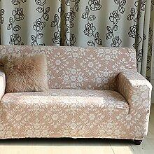 Elastische schonbezug sofa,Floral bedruckte