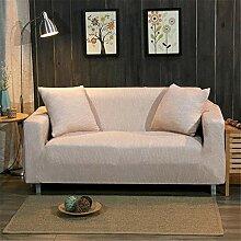 Elastische Sofa Cover Fabric Einfache und Moderne