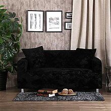 Elastische Sofa Cover Flanell Sofa Bettdecke