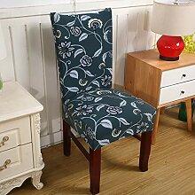 Elastische Stuhlabdeckung für Computer/Esszimmer